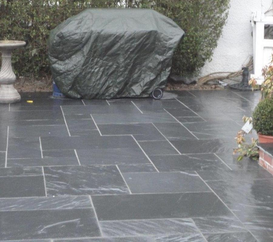 Black Slate – 4 Size / 20m2 Project Pack