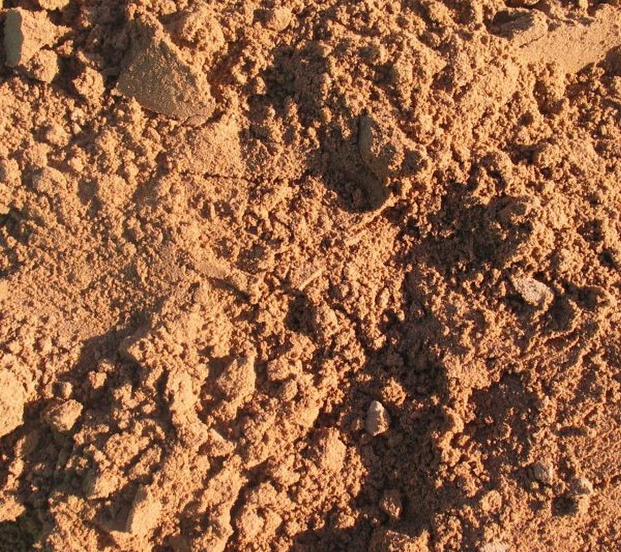 Red Building Sand – Bulk Bag