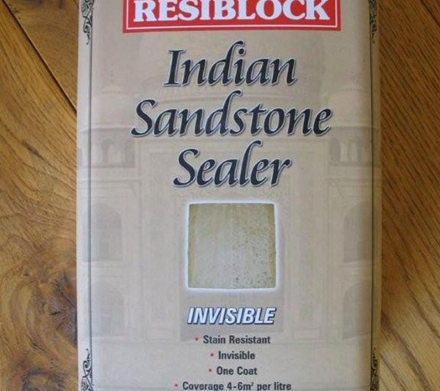 Resiblock Indian Sandstone Sealer – Invisible 5Ltr